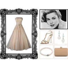 """Grace Kelly Contest # 2"" by voltinimiriam on Polyvore"