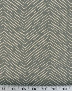 Cameron Pewter / Natural   Online Discount Drapery Fabrics and Upholstery Fabric Superstore!