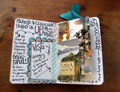 Relive your trip all over again by keeping a journal while you travel. (Photograph by thesoulofhope, Flickr)