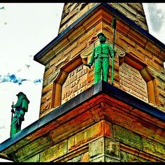 Civil War Memorial, Stephenson County Court House, Freeport IL - @frankyboy1- #webstagram