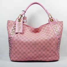 a pink Louis Vitton! Have to have!!!!
