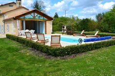 La Truffière, location de vacances avec piscine - Gîtes de France Charente
