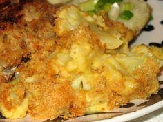 Curry Cauliflower Bake