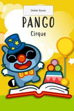 Pango Cirque, une application très chouette dans l'univers merveilleux du cirque pour les plus jeunes  https://app-enfant.fr/application/pango-cirque-ipad-android-amazon/