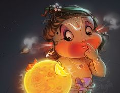 """Check out new work on my @Behance portfolio: """"Aanjneya"""" http://be.net/gallery/32460323/Aanjneya"""