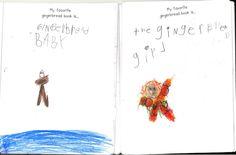 A Place Called Kindergarten: Reading & Writing Notebooks Week - Thursday
