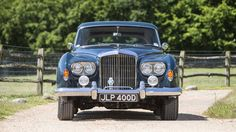 Keith Richards 1965 Bentley Continental S3 Flying Spur front