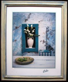This is a Cebo print that we have titled 'The dining room'. Markings: Stamped Cebo lower right. Dining Room, Framed Prints, Painting, Home Decor, Art, Art Background, Decoration Home, Room Decor, Painting Art