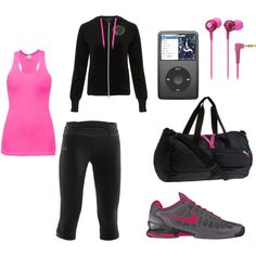 """""""Gym Time"""" by beth-mccombs on Polyvore"""