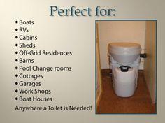 Price of Separett Waterless Toilets | Permaculture | Pinterest ...