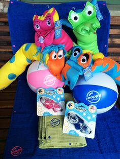 Kids Swim Towel and Toy giveaway - 3 prizes worth over $200 each! http://snappytowels.com/pages/aug-2015-sweepstakes-kids-towel-swim-toy