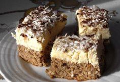Diabetic Recipes, Low Carb Recipes, Diet Recipes, Cooking Recipes, Healthy Recipes, Healthy Cake, Cookie Desserts, Nutella, Breakfast Recipes