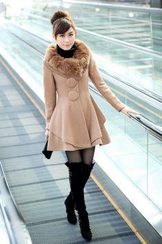 Casaco em lã, ideal inverno rigoroso.  Vendas online. http://momentosruby.com