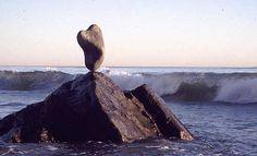 Natural Camping, Rock Balancing Photo Gallery