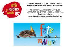 Fête de la Nature et de la Biodiversité aux Jardins du Ruisseau (Paris 18e) le 12 mai 2012  http://www.pariscotejardin.fr/2012/05/fete-de-la-nature-et-de-la-biodiversite-aux-jardins-du-ruisseau-paris-18e-le-12-mai-2012/