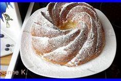 Becherkuchen (Joghurt-Rührkuchen)