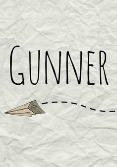 Gunner: Meaning, origin, and popularity of the name. Gunner is the most popular name on this list, and it's showing no signs of slowing down. It has a military association and is right on target.