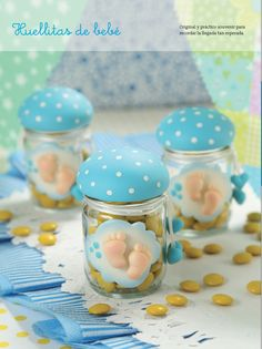 ideas for baby shower souvenirs porcelana fria Baby Shower Deco, Baby Shower Signs, Baby Shower Parties, Baby Boy Shower, Clay Jar, Fimo Clay, Baby Shower Souvenirs, Baby Frame, Baby Shawer