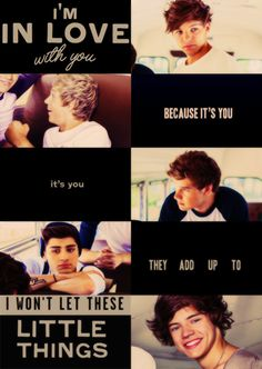Little Things ♪