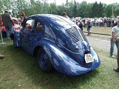 1934 - 1938 Vw Prototype V30 blue