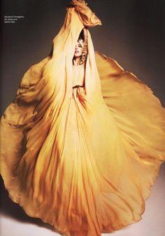 Saffron Fashion - beautiful photo
