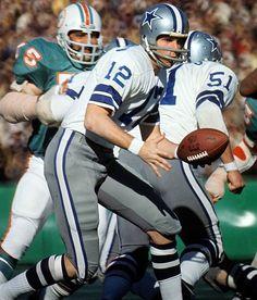 Super Bowl VI MVP Roger Staubach