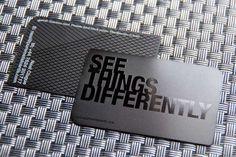 20 Luxurious Metal Business Card Designs (Part Metal Business Cards, Luxury Business Cards, Letterpress Business Cards, Unique Business Cards, Business Tips, Debit Card Design, Member Card, Barbershop Design, Vip Card