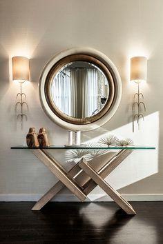 Удивительный, эклектичный пентхаус в Нью-Йорке | Дизайн интерьера, декор, архитектура, стили и о многое-многое другое