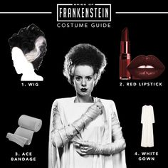 Elsa Lanchester was born on this day in 1902. Channel your inner Bride of Frankenstein this Halloween. Universal Monsters, October 2017