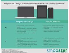 mobile vs. responsive