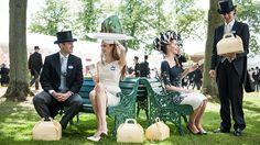 Royal Ascot | Food & Drink | Picnic Box Options | Ascot