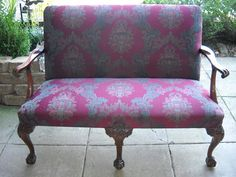 Take A Seat, Love Seat, Comfort And Joy, Home Comforts, Settee, English, Couch, Antiques, Etsy
