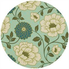 Joel Dewberry print fabric - would love to use this as curtains or chair coverings somewhere in the house.