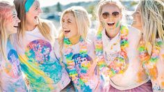 10 Reasons Why You Should Participate In The Color Run | The Odyssey #kennesaw #kennesawstate #ksu