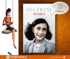 OIvídate de los problemas un momento y regaláte un momento de lectura, te recomendamos El diario de Ana Frank.