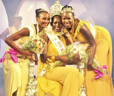 Leah Kalanguka Crowned Miss World Uganda 2014