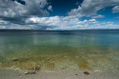 Yellowstone Lake - Wyoming, USA