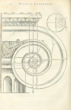 1649 - M. Vitruvii Pollionis De architectura libri decem