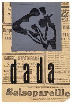 Hans Jean Arp - E' uno dei fondatori, assieme a Tristan Tzara, del Dadaismo, che nasce a Zurigo nel 1916