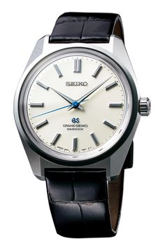Celebrating its 100th year of watchmaking in 2013 meant anew version of the Grand Seiko 44GS dedicated to company founder Kintaro Hattori. Watch of the collectionThe reissue of the delectable three-handed Grand Seiko 44GS, which first appeared in 1967, isasimple and elegant watch with a fine, hand-wound movement. The 37.9mm case can be had in stainless steel or three tones of gold. The steel, however, benefits from some nice blued detailing. From £6,500. seiko.co.uk