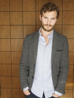 We'll Just Own It: Here Are 12 Photos of Fifty Shades's Jamie Dornan Looking Hot  #InStyle