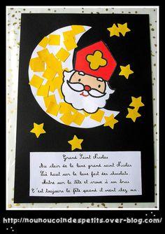 Saint Nicholas, Saints, Preschool, December, Blog, Creative, Collage, Illustrations, Album