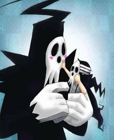 shinigami sama y death the kid - Buscar con Google