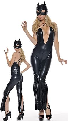 Night Time Pussy Cat Costume