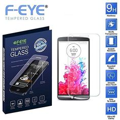 F-EYE® LG G3 Tempered Glass Screen Protectors 9H Hardness, 2.5d Rounded Edges, 0.33mm Thickness, Made From Real Tempered Glass, Shatterproof, High Definition Clear Tempered Glass, Oleophobic Coating, Safety Packing, Fast Delivery and Easy To Install In your Smart Phones and Android Phones (LG G3) FNS http://www.amazon.in/dp/B013UL9V6O/ref=cm_sw_r_pi_dp_yle0wb0JQ7QCQ