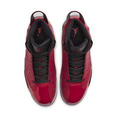 Air Jordan Dub Zero Men's Shoe - Red Jordan Dub Zero, Air Jordans, Zapatillas Casual, Sneakers, Patent Leather, Heels, Time Tested, Men, Style