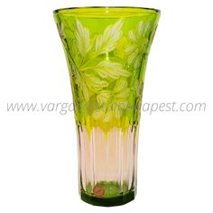 Green Derby Vase 1025€ Whiskey Decanter, Luxury Candles, Budapest, Vases, Shot Glass, Derby, Candle Holders, Crystals, Tableware