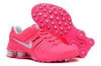 sale retailer 5f9ed 0891b chaussures nike shox current running femme (peachblow blanc) pas cher en  ligne. Nike Shox RivalryAir ...