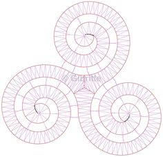 Triskell classique - Dentelles et créations de Gibritte Circle Pattern, Lace Patterns, Bobbin Lace, Wool Yarn, Embroidery Stitches, Voici, Mandala, Projects To Try, Creations