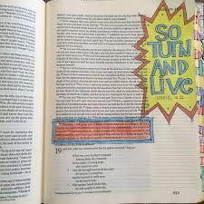 Image result for ezekiel bible journal
